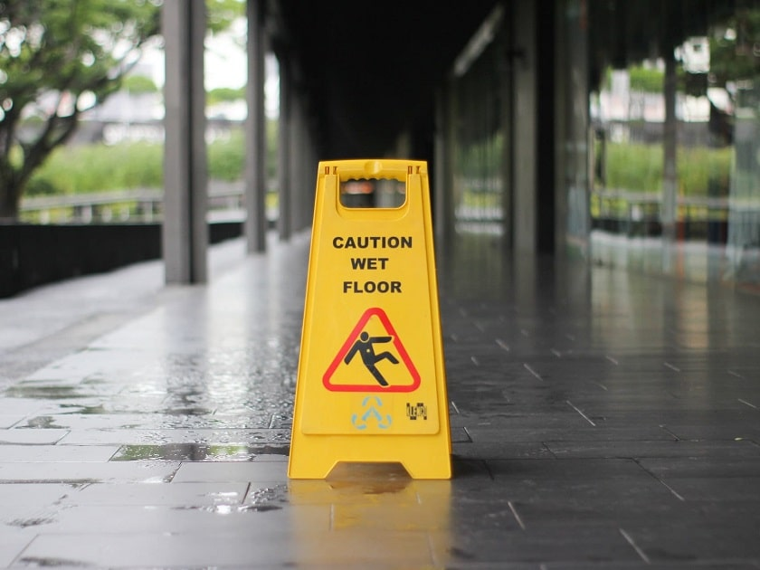 Slip and Fall: What You Need to Do After the Accident