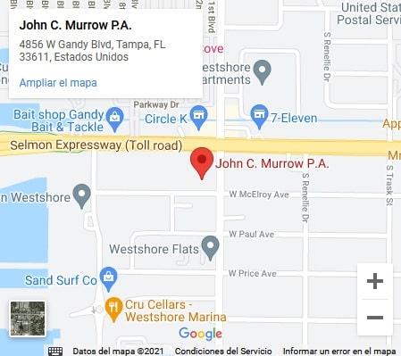 John Murrow Map